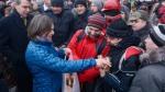 nuland giving ukrainians cake